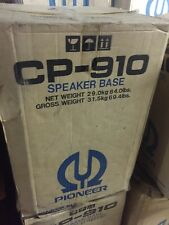 Pioneer CP-910 Speaker Base Vintage for CS-V910 1989 Only Made in USA BRAND NEW!