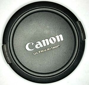 Genuine Canon E-72mm USM Ultrasonic EF Front Lens Cap in Great Condition