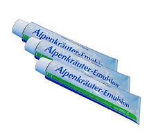 3 x Alpenkräuter -  Emulsion 200ml