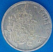 Moneda de 1 peseta española de 1993