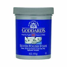 Goddards Silver Polish Foam with Applicator 6oz (170g)