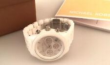 Michael Kors Runway MK5161 Wrist Watch With Original Tags / Box, Extra Links