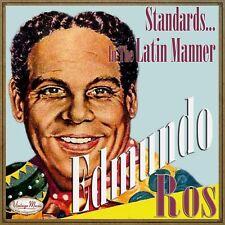 EDMUNDO ROS iLatina CD #212 / Latin Big Band , Yes We Have No Bananas , Tenderly