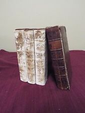 1750 First Edition of the Old Testament Vulgate Bible