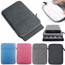 "Denim Carry Sleeve Pouch Bag Case For iPad Mini Air Pro iPad 2 3 4 5 6 9.7"" 2018"