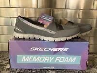 Skechers Women's EZ FLEX 3.0 - FANTASTICAL Casual Shoes 59557S/GRY