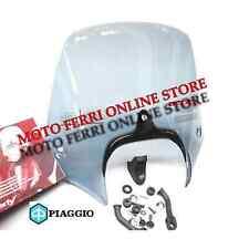 PARABREZZA CUPOLINO COMPLETO FUME PIAGGIO 674539 BEVERLY 125 300 350