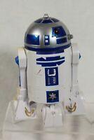 Star Wars R2D2 Action Figure Droid Hasbro Light + Sounds SFX