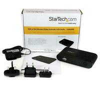 StarTech WiFi to VGA Wireless Video Extender with Audio WIFI2VGA