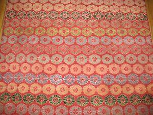 Vintage Turkish Oushak Ushak Konya Rug Size 4'9''x9'3''