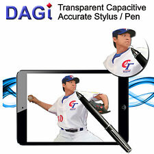 Apple iPad Air Pro mini iPhone 7 i7 plus SE 6 2-in-1 Stylus Styli Pen-DAGi P603