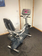 Life Fitness 95ri Recumbent Cycle Reconditioned Lifefitness Upright Warranty
