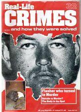 Real-Life Crimes Magazine - Part 32
