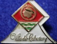 Ville de Cabestany - French Hat Lapel Pin HP5196