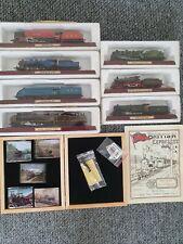 Atlas Editions Model Train collection Joblot + more