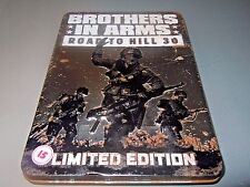 Brothers in Arms: Road to Hill 30 (PC, 2000) - UK Steelbook Edition RARE
