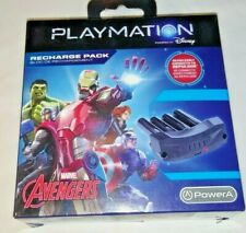 New Disney Avengers Playmation PowerA Recharge Pack