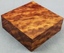 EXOTIC WOOD - CAMPHOR BURL TURNING BLANK (CP039)