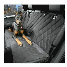 Pet Dog Seat Hammock Cover Car Suv Van Back Rear Protector Mat Waterproof Cover