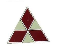 Emblem Badge Triple Diamond 3000GT Front 1991 - 1998 MB814979 Genuine Mitsubishi