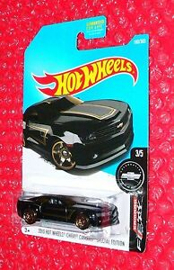 2017 Hot Wheels '13 Chevy Camaro Special Edition #180  DTY97-D9B1H  H case