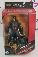 """DC Comics Multiverse Justice League - BATMAN  TACT SUIT 6"""" Action Figure"""