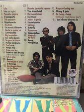 Balada 60s 70s 80s MEGA RARE Los Brincos En Ingles y Español  2CDS 1967-71
