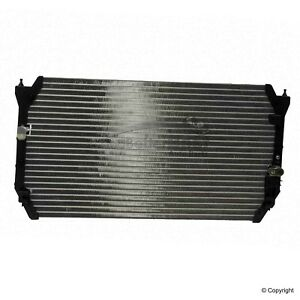 One New DENSO A/C Condenser 4770513 for Lexus for Toyota ES300 Camry Solara