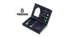 Trezor model T GEN 2 Bitcoin Ethereum ERC-20 token Litecoin Dash hardware wallet