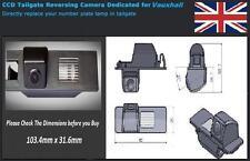 Vauxhall Reverse Camera CCD Reversing Camera Grande Punto Zafira Meriva Scenic 3