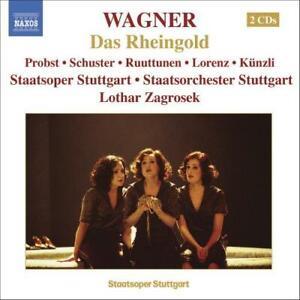 Wagner: Das Rheingold, Zagrosek,Staatsoper Stuttgart, Good