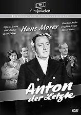 Anton, der Letzte (Hans Moser, O.W. Fischer) DVD NEU + OVP!
