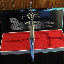 WOW World of War Craft Sword Replica Collectibles Frostmourne Sword Blade 30CM