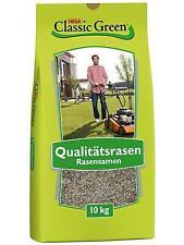 Classic Green Rasen Mischung zum Begrünen 10 kg Rasensamen