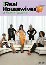 The Real Housewives of Atlanta: Season 2 (DVD, 2011, 4-Disc Set) New, Sealed