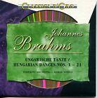 CD - Johannes Brahms – Ungarische Tänze Nos. 1 – 21
