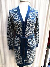 Lange Damen-Pullover mit mittlerer Strickart L
