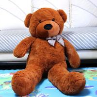 "Giant Teddy Bear Plush Stuffed Huge Animal Toy Kids Birthday Valentine Gift 47"""