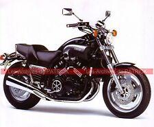 YAMAHA 1200 V-MAX ( Vmax V Max ) 1984 Fiche Moto 000042