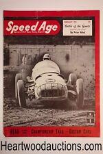 Speed Age Mar 1951