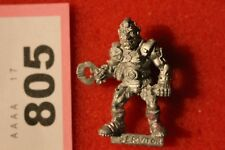 Games Workshop Warhammer 40k Rogue Trader Era Servitor Adeptus Mechanicus OOP B2