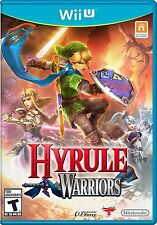 Hyrule Warriors (Nintendo Wii U, Omega Force) Zelda - Brand New/Sealed *RARE