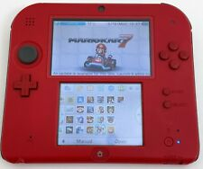 Nintendo 2DS Video Game Handheld Console with 17 Games and 50 SUGAR Coins