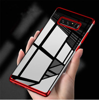 For Samsung Galaxy S20 S10 S10e S10Plus S9 S8 Silicone Gel Shockproof Case Cover