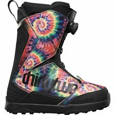 ThirtyTwo Men Lashed BOA Snowboard Boots (9) Tie Dye