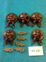 Warhammer 40K - Space Marines - Tactical With Graviton Gun x5, 32mm Base - WF167