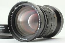 [MINT] Mamiya N 150mm f/4.5 L Lens w/Hood for MAMIYA 7 II from Japan #M1916