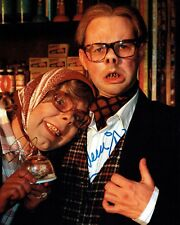 Reece SHEARSMITH & Steve PEMBERTON SIGNED Photo AFTAL COA League of Gentleman