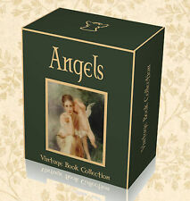 105 Rare Angelology Books on DVD Good Evil Spirits Fallen Angels Bible Demons H0