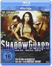 ShadowGuard in 3D ( Action-Thriller DVD + BLU-RAY ) mit Simon Yam, Phoenix Chou
